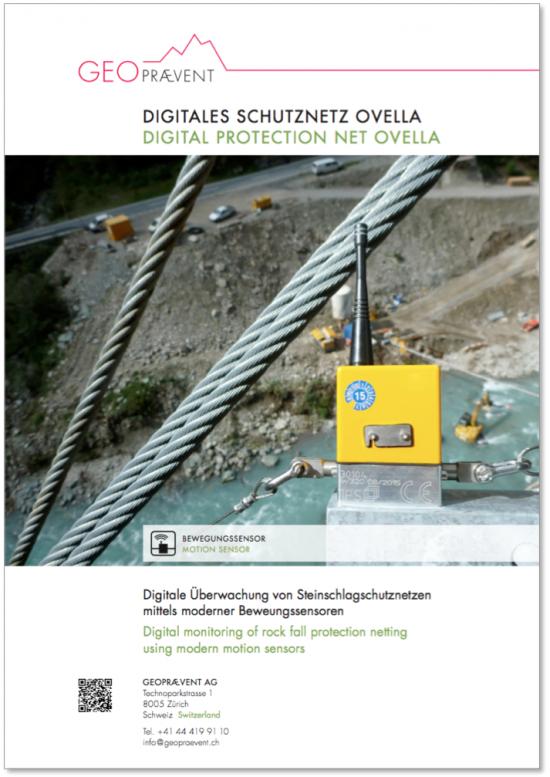 Digitales Schutznetz