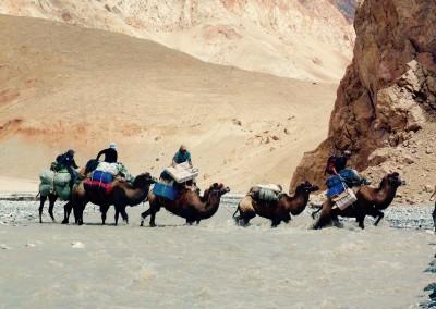 Gletschersee Westchina