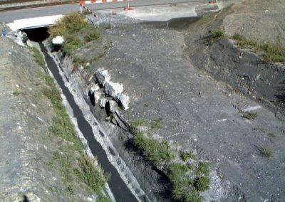 Landslide Val Parghera