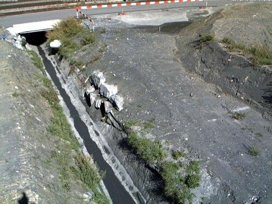 Monitoreo de deslizamientos en Val Parguera