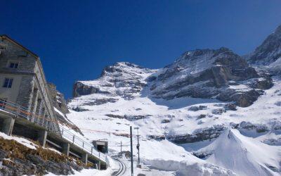 Geopraevent überwacht Eigergletscher