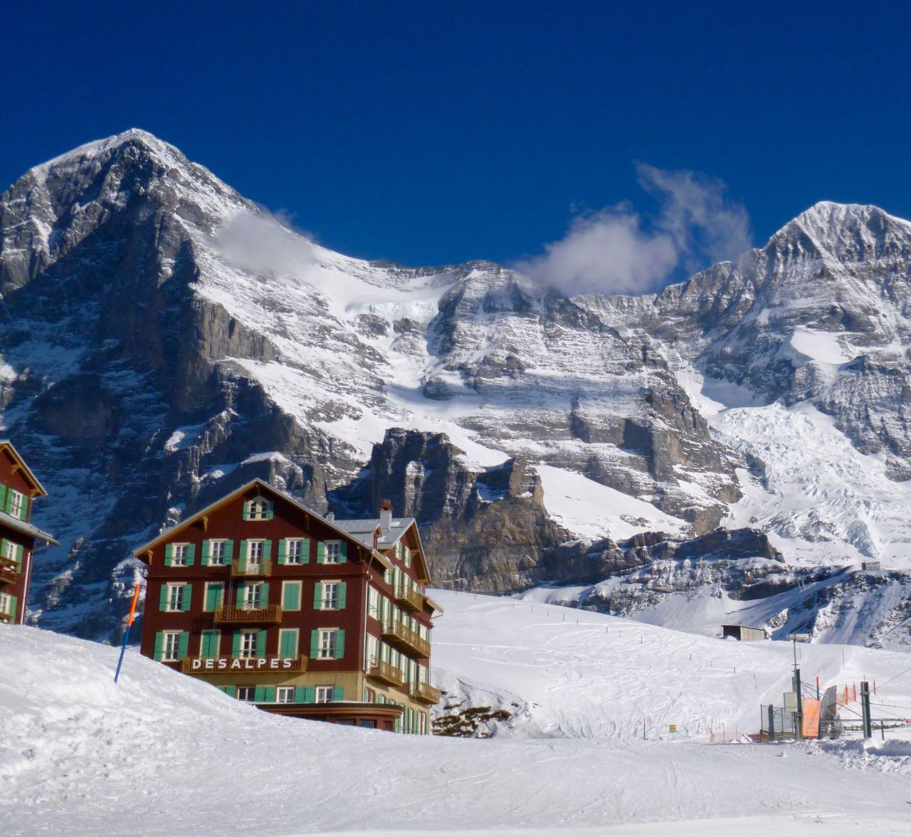 Eiger Glacier monitoring