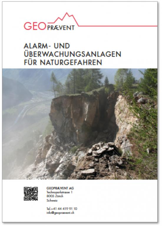 Geopraevent Alarm- und Überwachungsanlagen