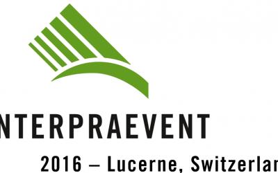 Geopraevent an der Interpraevent 2016