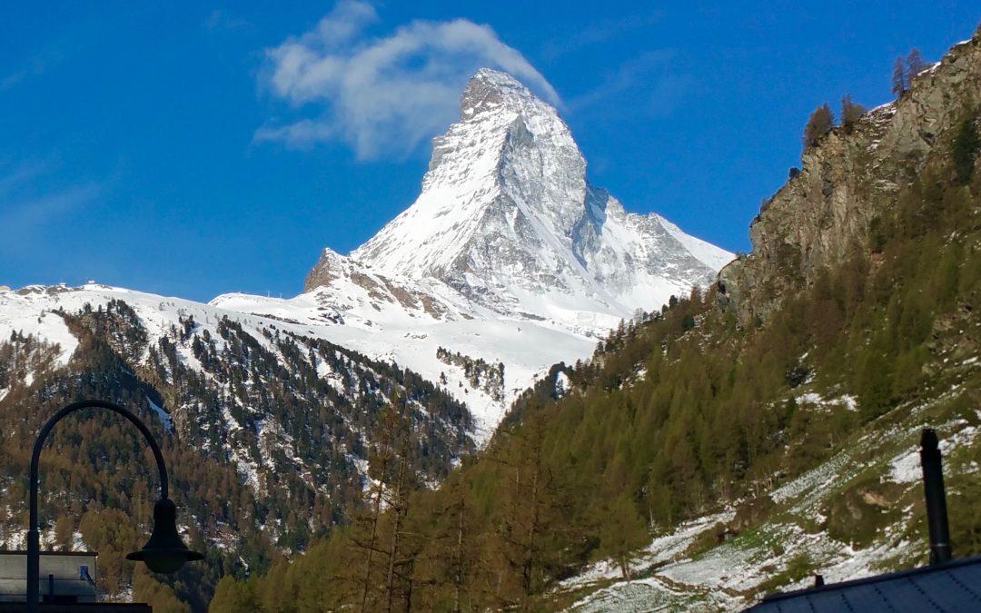 Personenradar Zermatt
