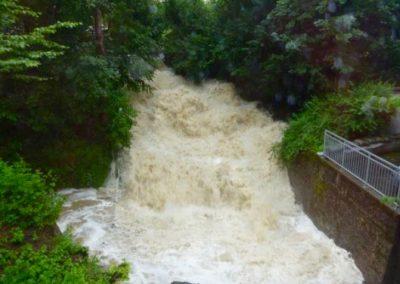 Hochwasser-Alarmsystem Steinach