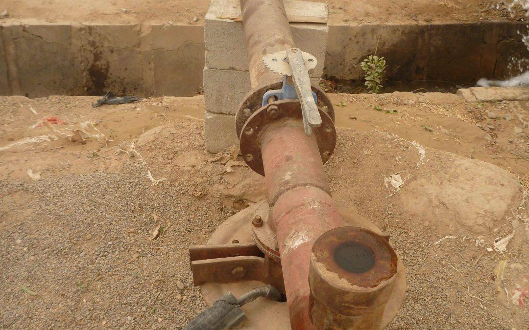 Grundwasser Überwachung Handan, China