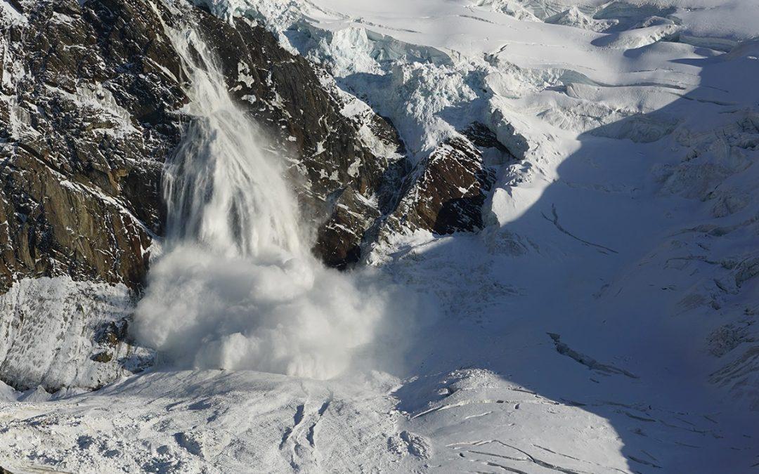 Korrekte Vorhersage des Gletscherabbruchs dank Radarmessungen