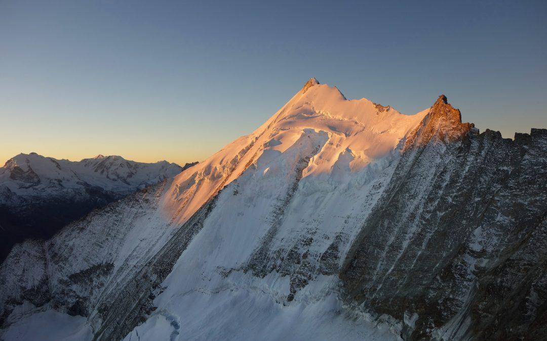 Weisshorn-Hängegletscher: Überwachung auf 4133 m