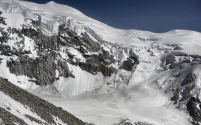 Image analysis identifies Trift glacier collapse early