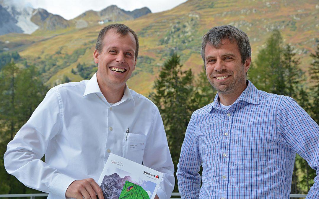 Partnerschaft Geopraevent – Geobrugg