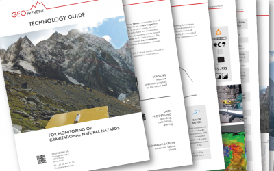 Technology guide: Monitoring of natural hazards