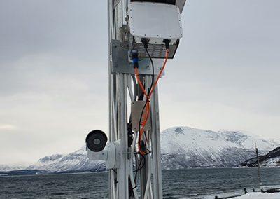 AVYX_Pollfjellet_Radarsystem_Closeup